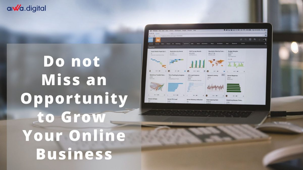 Opportunity to Grow Your Online Business